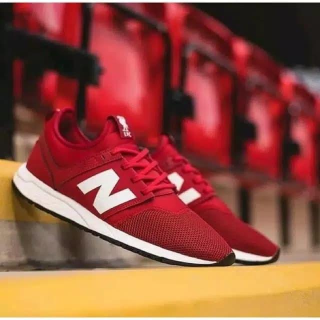 Sepatu New Balance 247 Ex Lfc Liverpool Fc Ori