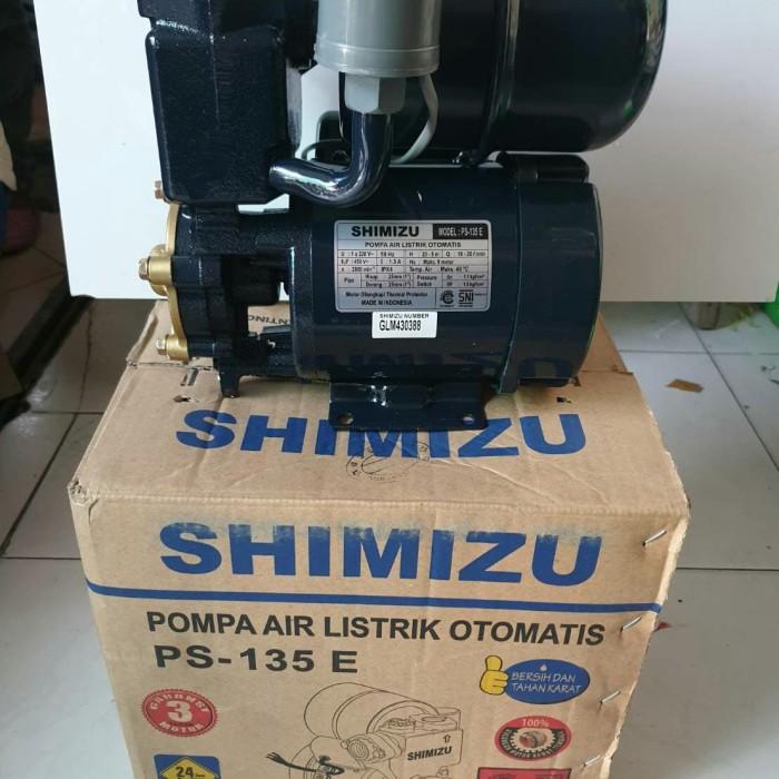 Jual Mesin Pompa Air Listrik Otomatis Shimizu Ps 135 E Kota Surabaya Js2 Tokopedia