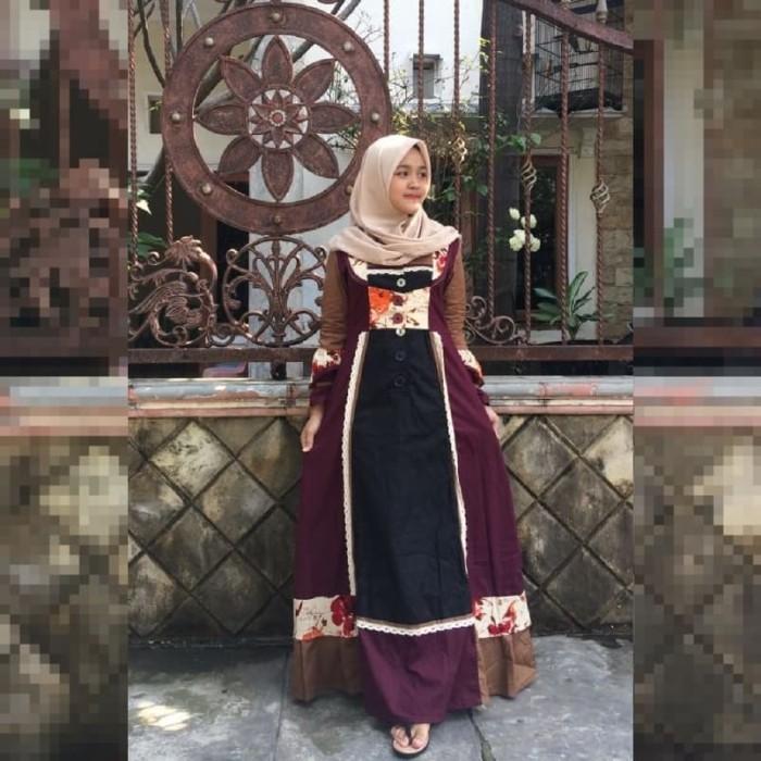 Jual Maxi Dress Gamis Pesta Original Esme Fashion Duchess 08 Hijau Xl Kota Cimahi Rumahijabku Tokopedia