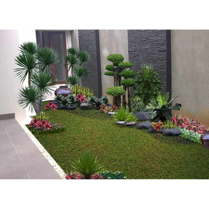 Jual Jasa Desain Taman - Jakarta Barat - Ajitec Design   Tokopedia