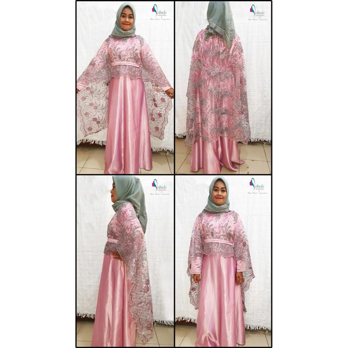 Jual Baju Gamis Kelelawar Kota Bekasi Yelinda Collection Tokopedia