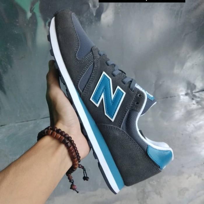 New Balance 373 Running Mens Dark Grey Blue