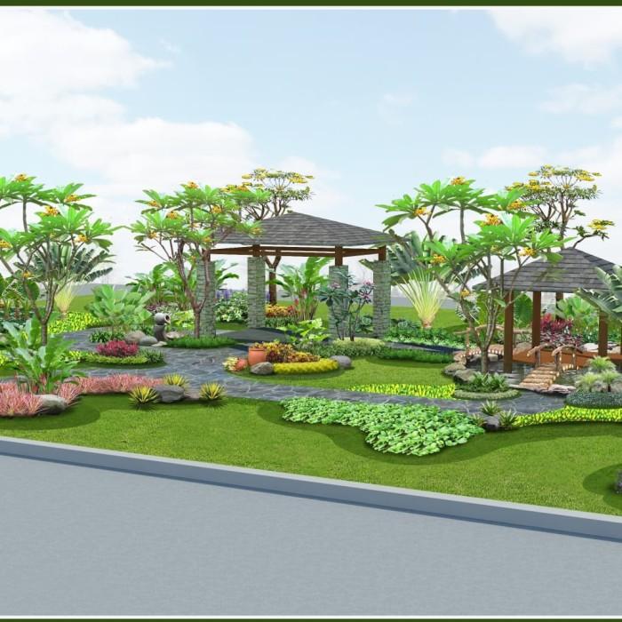 Jual Jasa Desain Taman - Jakarta Utara - Kios Bunga Fenny Flower | Tokopedia