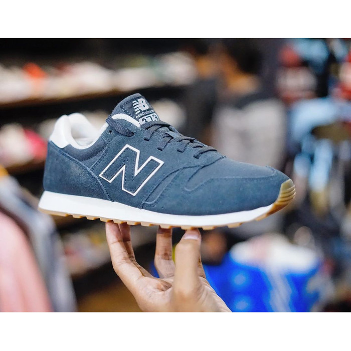 New Balance 373 Dark Greywhite Ml373mtd 100 Original