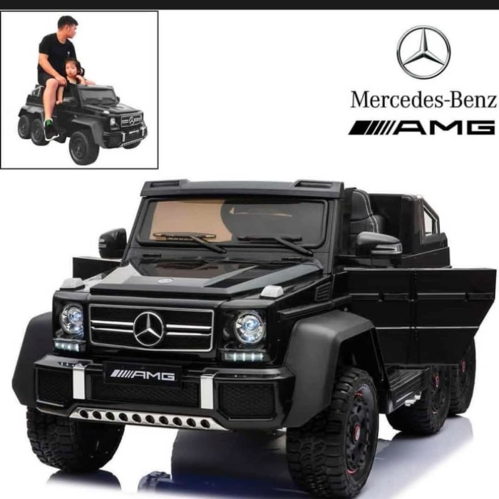 Jual Mobil Mainan Anak Aki Mercy Mercedes Benz G63 4wd 6roda Pliko Xxl Jakarta Timur Balqistore Tokopedia