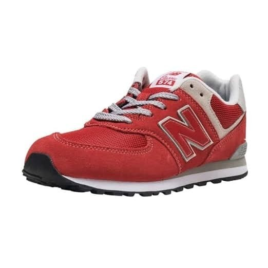 New Balance Classic 574 Red