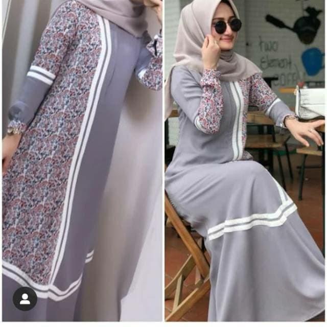 Jual Hafa Dress By Javina Official Kota Depok Luartashop Tokopedia