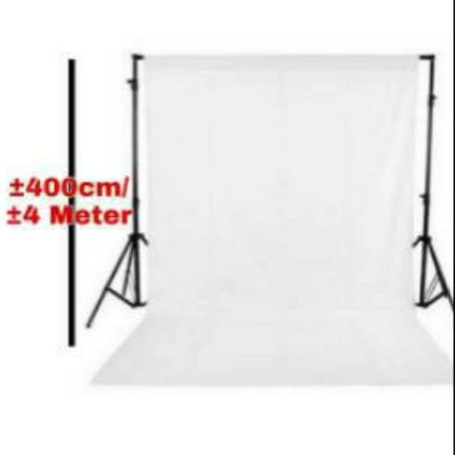 Jual Kain Background Putih Background Foto Putih Kain Backdrop Putih Untuk  - Tinggi 4 Meter - Kab. Bantul - Kiandra Background   Tokopedia