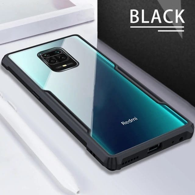 Jual Xiaomi Redmi Note 9 Note 9 Pro Soft Case Clear Armor Shockproof Note 9 Pro Jakarta Pusat Factory Acc Tokopedia