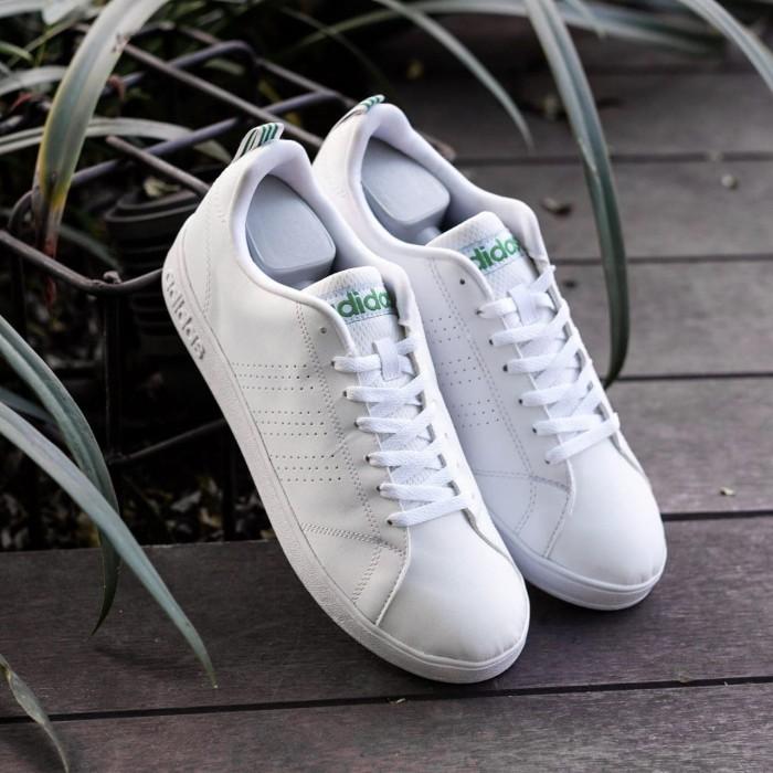 Adidas Neo Advantec Putih - Putih 38