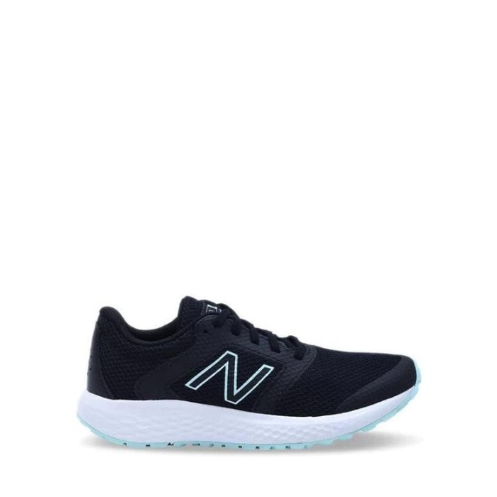 Best Seller New Balance 420 V1 Womens Running Shoes - Black With Bali