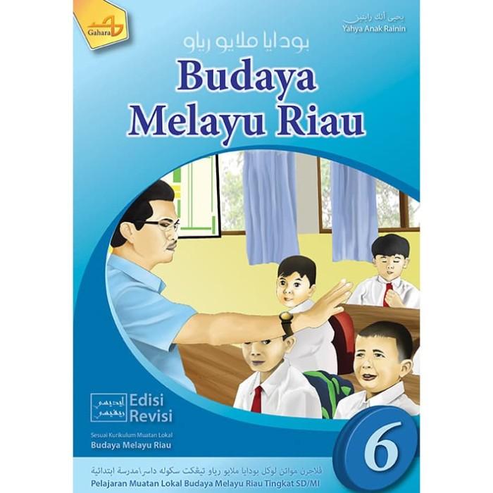 Jual Buku Bmr Gahara Budaya Melayu Riau Kelas 6 Kota Pekanbaru Toko Buku Swarna Tokopedia