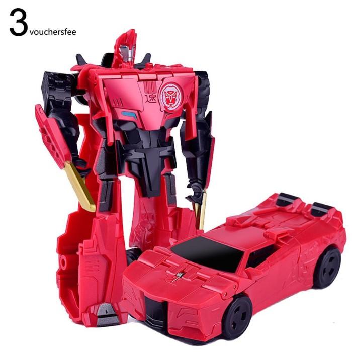 Jual Robot Mobil Balap Deformasi Model Transformer Kota Bekasi Fauzan21 Tokopedia