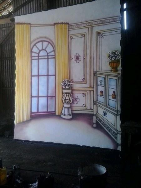 Jual Background Foto Interior Dalam Ruangan Ukuran 3x2.5meter Onderdil -  Jakarta Selatan - Tabriiz Toko400W   Tokopedia
