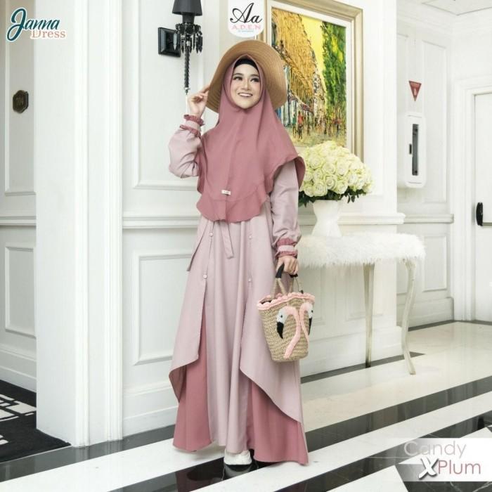 Jual Gamis Terbaru Janna Dress Original Aden Hijab Part 2 M Kab Bantul Al Farie Tokopedia