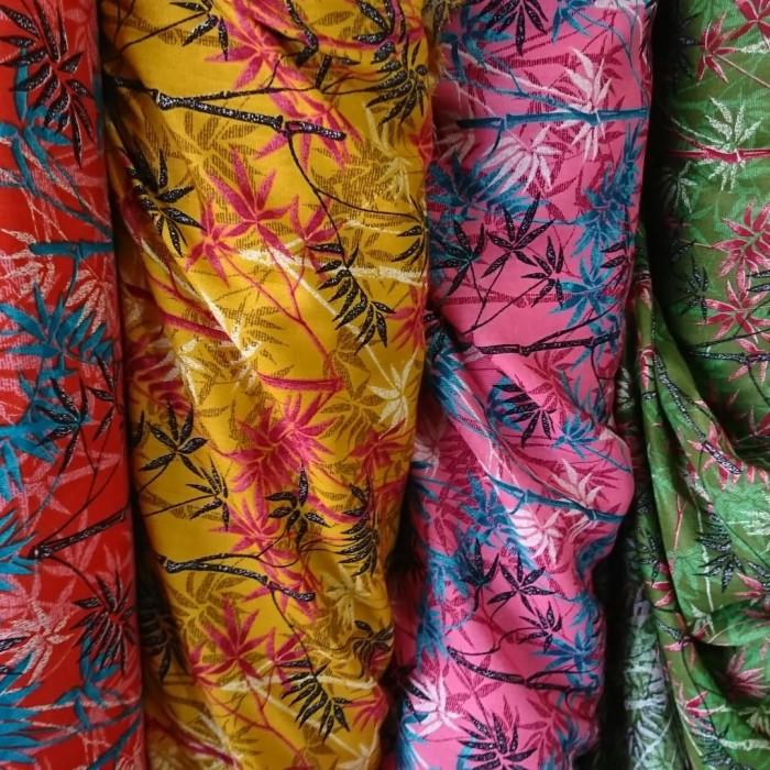 Jual kain katun rayon motif arahan daster dress gamis - Kab. Cirebon -  Rayapshop1 | Tokopedia