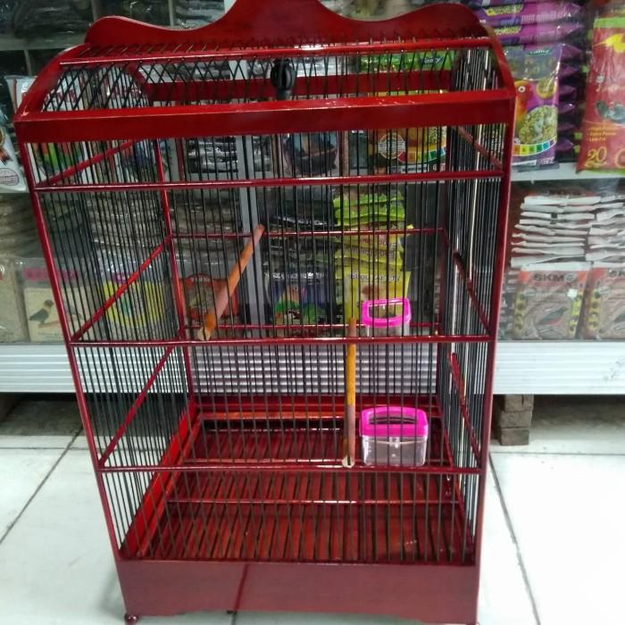 Jual Kandang Sangkar Burung Replika Ebod No 1 Grab Instan Jakarta Barat Hobinya Bosskuh Tokopedia