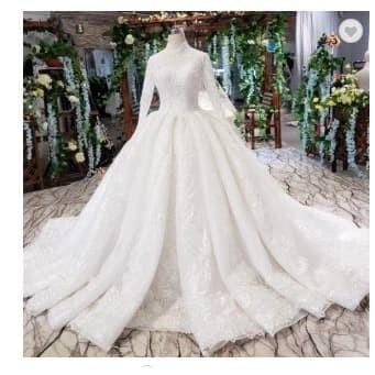 Jual Simple Wedding Dress Bridal Gown Gaun Pengantin Gaun Pernikahan Putih Kota Tangerang Gaunwedding Com Tokopedia