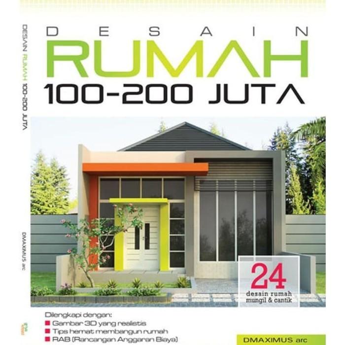Jual Buku Desain Rumah 100 200 Juta Kota Depok Tokonya Marthin Tokopedia