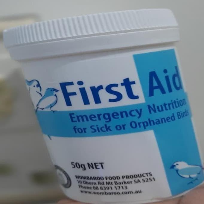 Jual Ready Stock First Aid (Lolohan Burung Sakit Dan Baru Lahir) Promo -  Kota Tangerang - Riyadi Petshops | Tokopedia