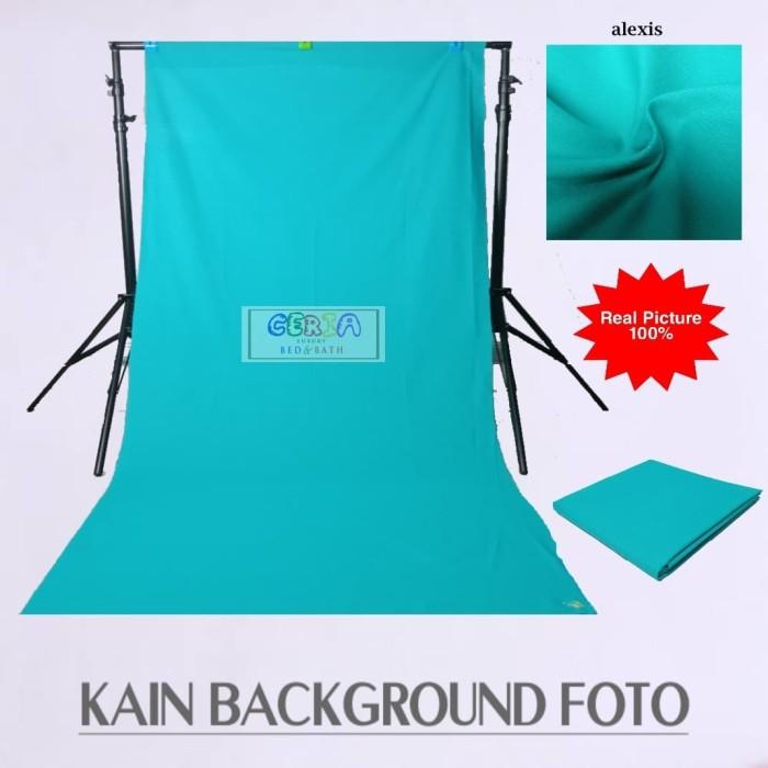 Jual Background Foto Studio Kain Meteran Polos 100x240 Cm Alexis - Kota  Tangerang Selatan - Ceria Luxury   Tokopedia