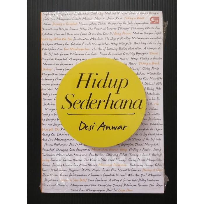Ebook Hidup Sederhana By Desi Anwar
