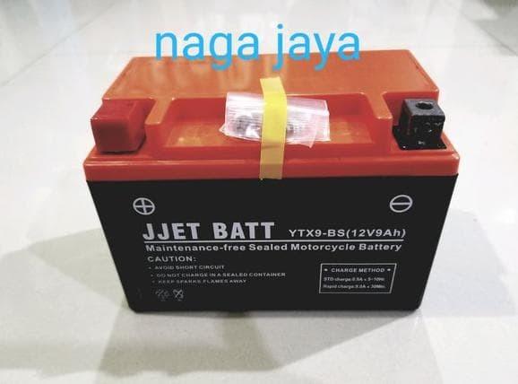 Jual Aki Kawasaki Ninja 250cc Aki Kering Mf Jjet Ytx9 Bs 12v 9ah Made In Jakarta Pusat Aksesoris Terlengkap Tokopedia