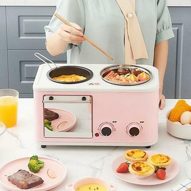 Breakfast Maker yang Berguna Untuk Orang Mager! Beli Gak Ya?