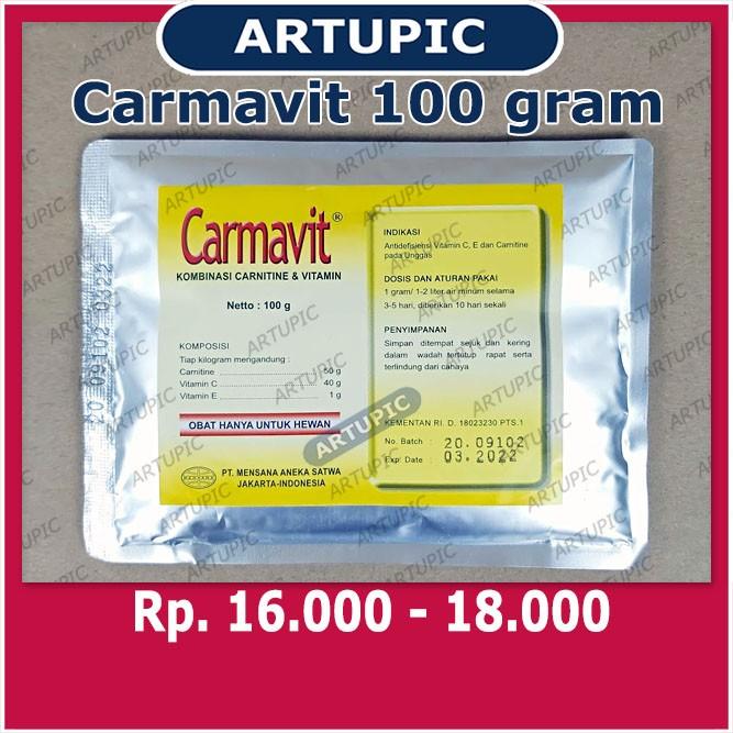 Carmavit 100 gram