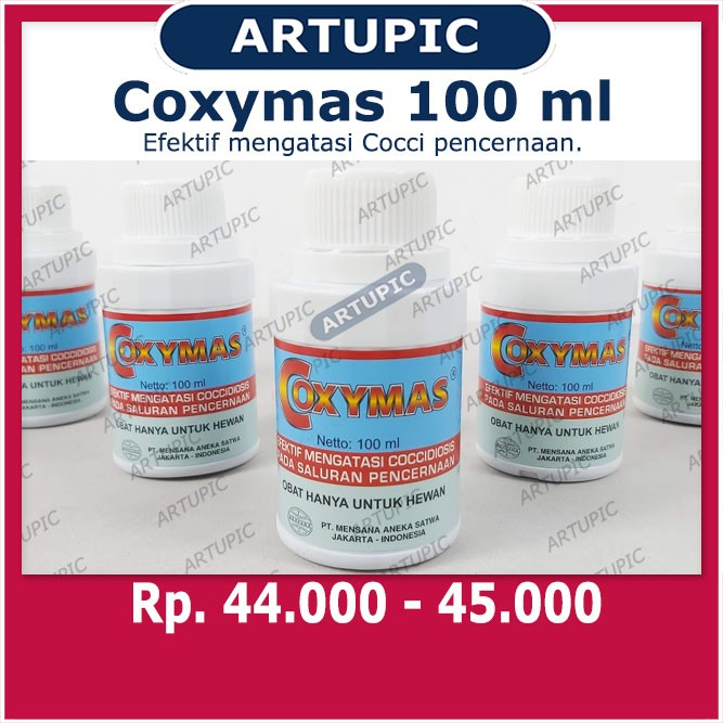 Coxymas 100 ml