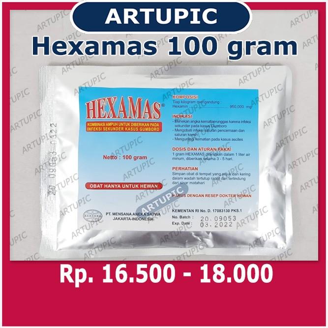 Hexamas 100 gram