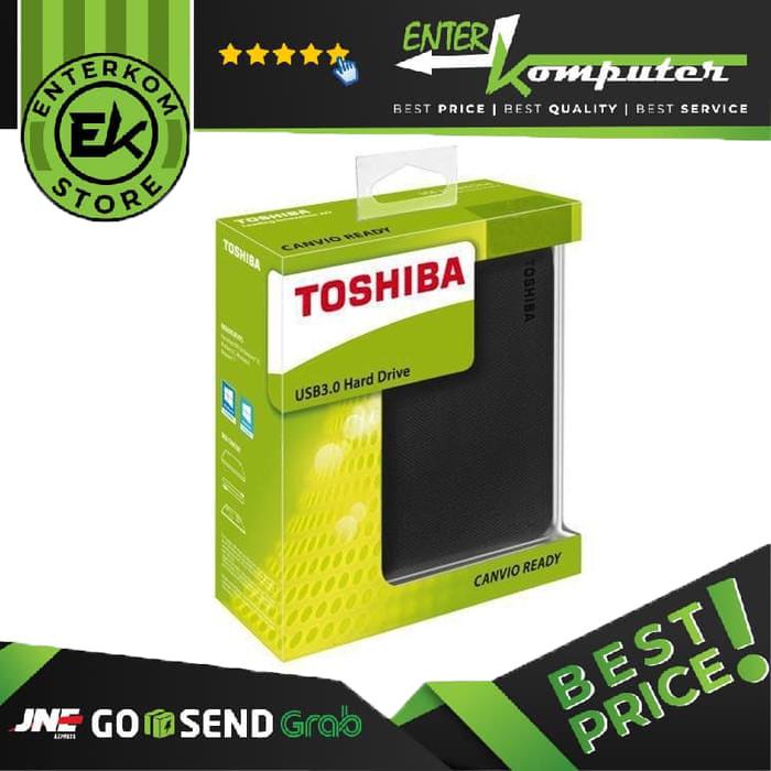 Toshiba Canvio Ready 2TB USB 3.0