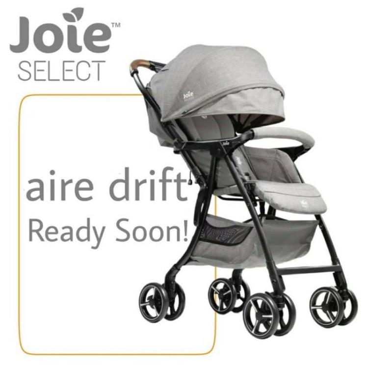 gambar Stroller Joie Select Aire Drift | Kereta Dorong Bayi | Pavement
