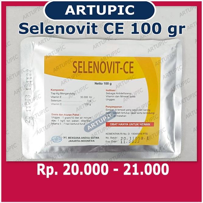 Selenovit CE 100 gram