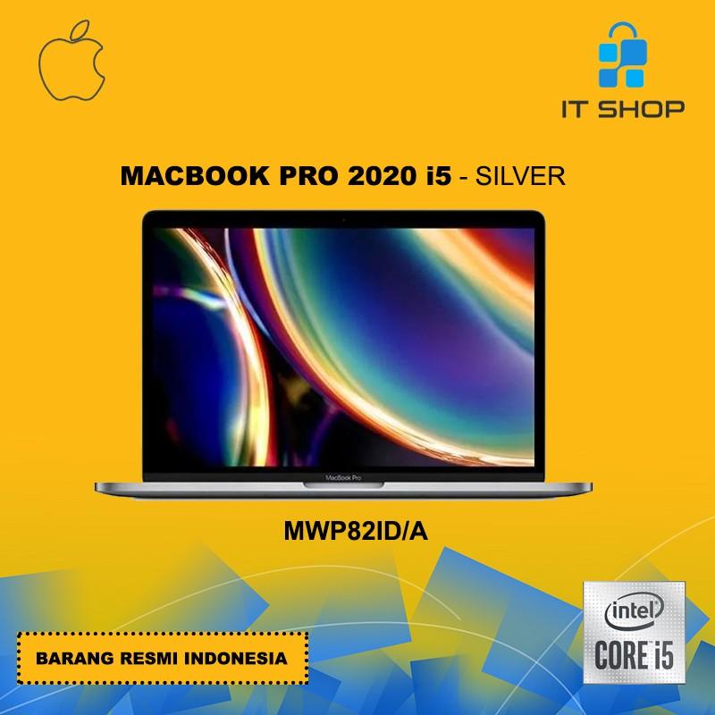MacBook PRO 2020 Core i5 MWP82ID/A - Silver Image