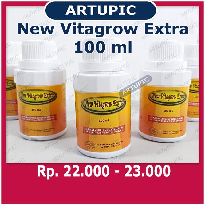 NEW VITAGROW EXTRA 100 ml