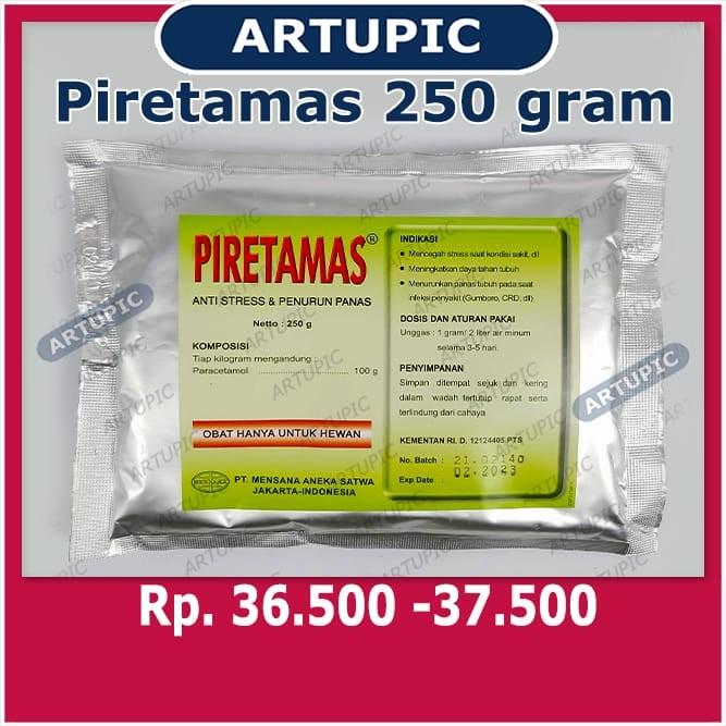 Piretamas 250 gram