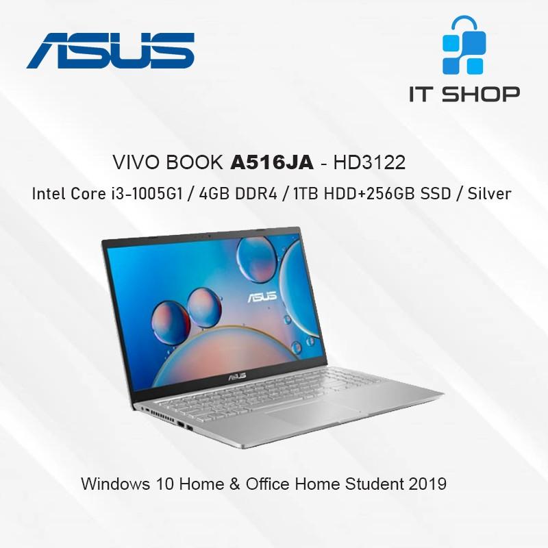 ASUS Vivo Book A516JA-HD3122 Core i3 - Silver Image