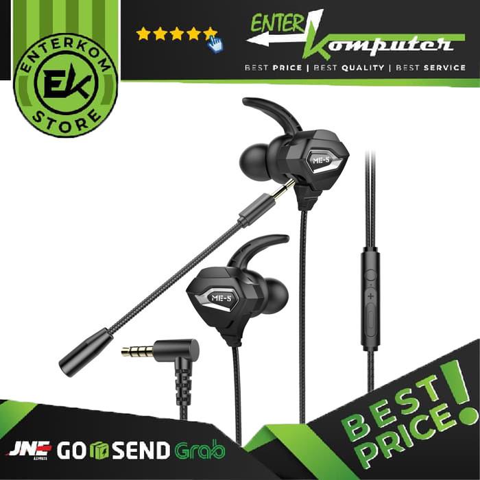 Rexus Gaming Earphone ME-5