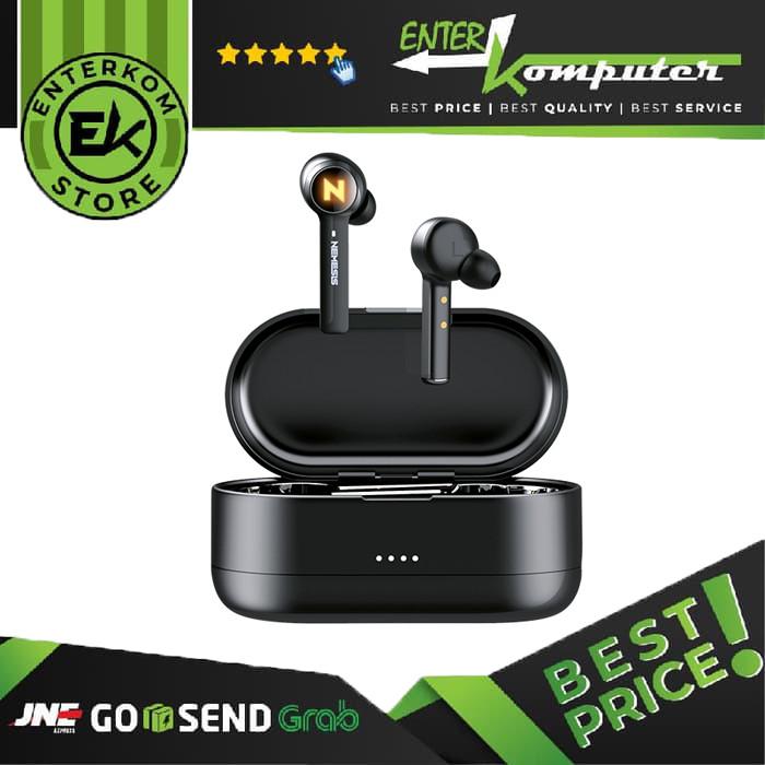 NYK Earphone W700 Aurora True Wireless Sound
