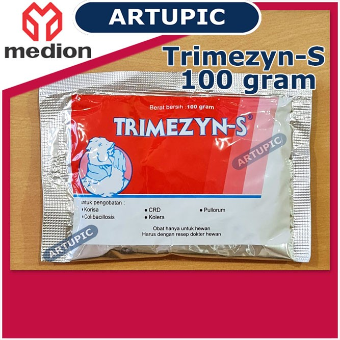 Trimezyn-S 100 gram