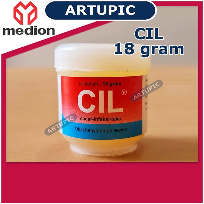 CIL 18 gram