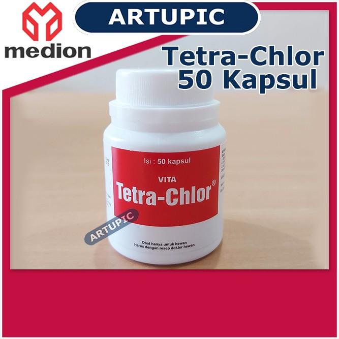 Vita Tetra Chlor isi 50 kapsul