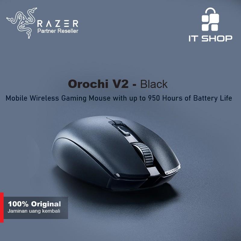 Razer Mouse Wireless Orochi V2 - Black Image