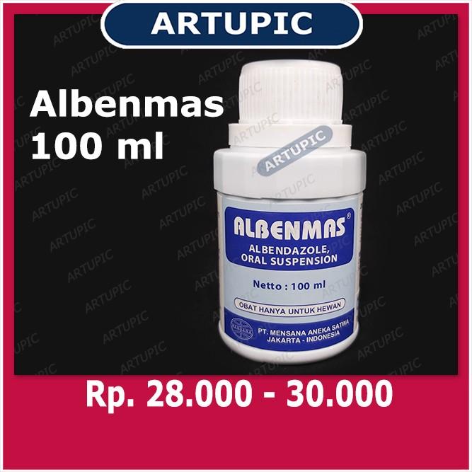 ALBENMAS 100 ml