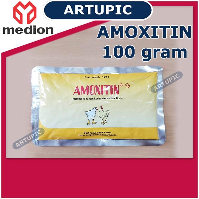 Amoxitin 100 gram