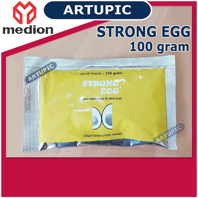 Strong Egg 100 gram
