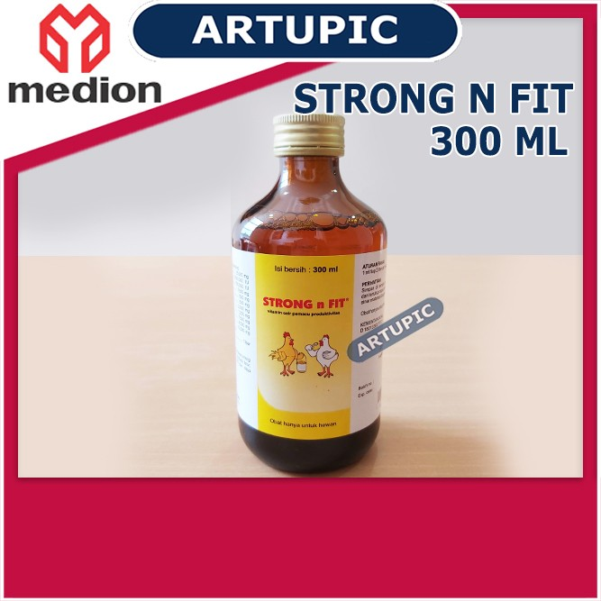 Strong n Fit 300 ml