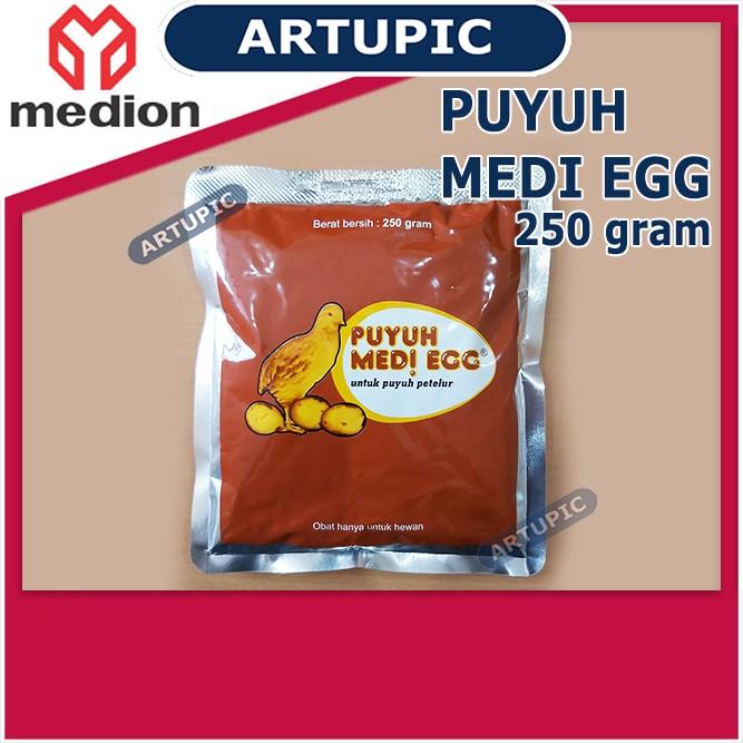 Puyuh Medi Egg 250 gram