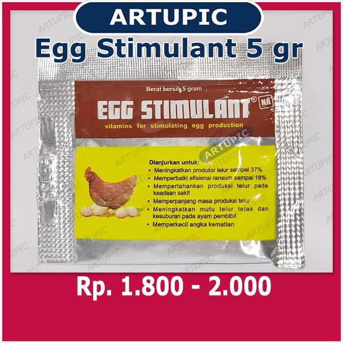 Egg Stimulant 5 gr